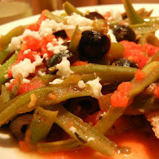 Great Greek Green Beans