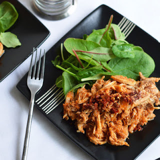 Stupid Easy Paleo's Kickin' BBQ Shredded Chicken
