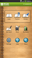Screenshot of MyWordBook 2