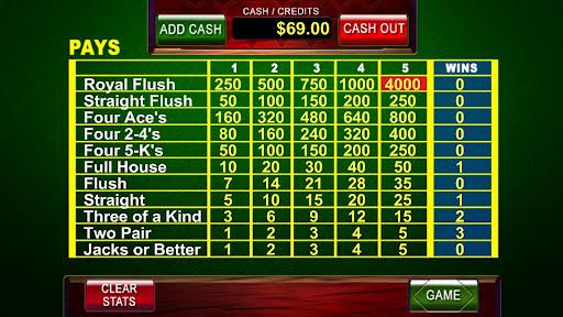Jokers Crown Video Poker - screenshot