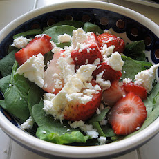 Pat Mccarron's Strawberry Feta Salad