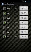 Screenshot of Multi Reps