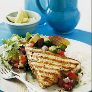 Swordfish Salad Recipes