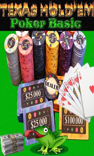 Texas Hold'em Poker Basic