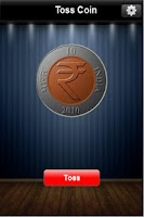 Screenshot of Toss Coin