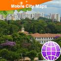 São José dos Campos Street Map