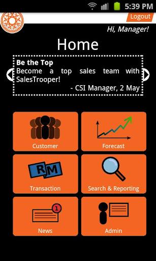 SalesTrooper Premium