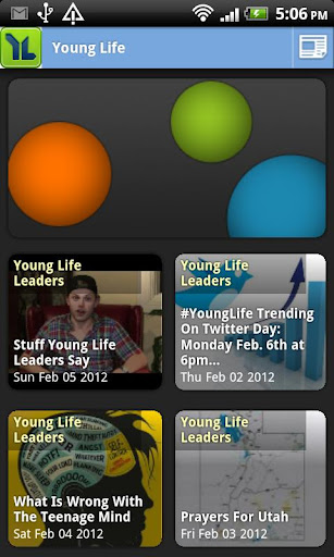 Young Life Leaders