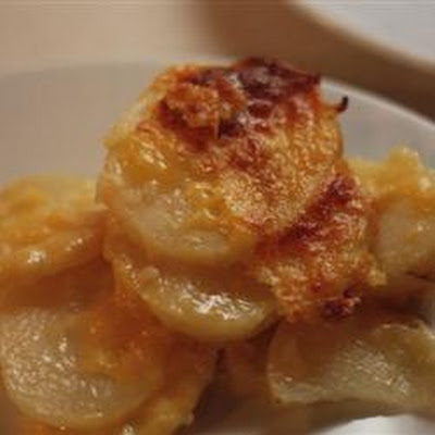 Cheesiest Potatoes Casserole