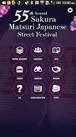 Screenshot of Japanese Street Festival 2015