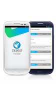 Screenshot of Tesco Mobile