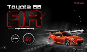 Screenshot of Toyota 86 AR