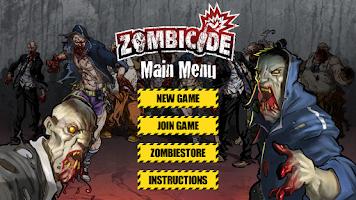 Screenshot of Zombicide