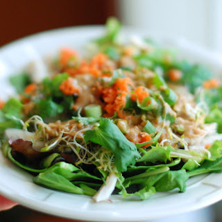 Thai Chicken Salad Bean Sprouts Recipes
