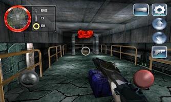 Screenshot of Dark Area 3 lite