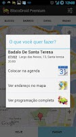 Screenshot of Rio Street Carnaval 2014