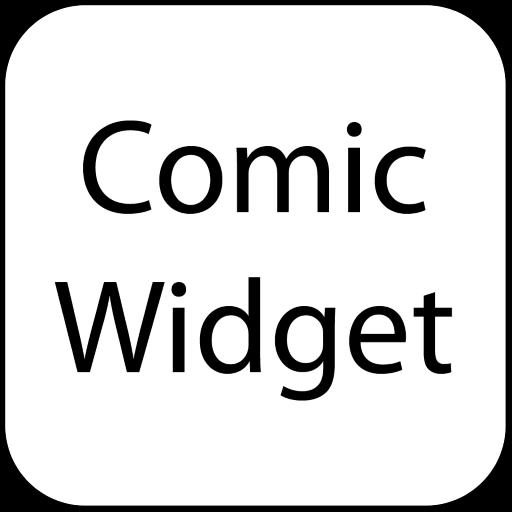 Comic Widget 漫畫 App LOGO-APP試玩