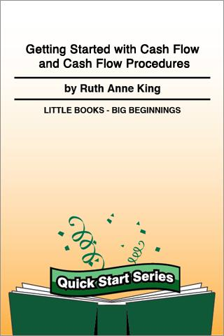 Getting Started with Cashflow