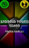 Screenshot of Touch Simon