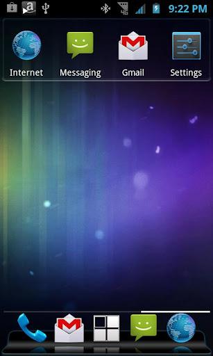 Recent Apps Widget