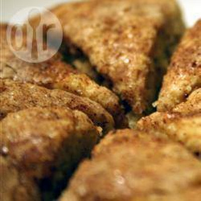 Apple Scones