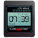 Retro LCD Wear Watchface APK
