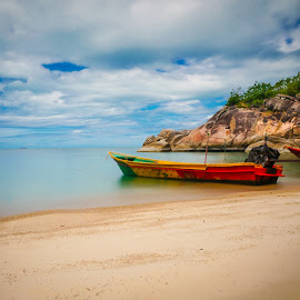 by Brock Slinger - Landscapes Travel ( beaches, asia, thailand, travel, island, , water, device, transportation )