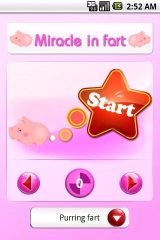 Miracle in fart