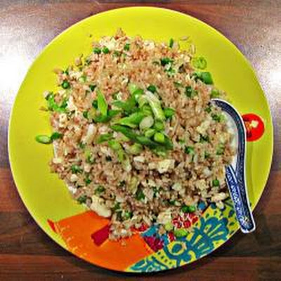 Easy egg fried rice: Chinese takeaway at home