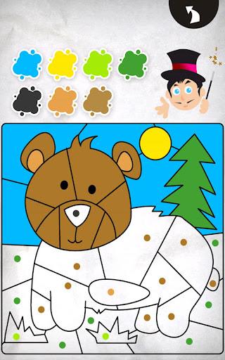 Kids Magic Coloring Lite