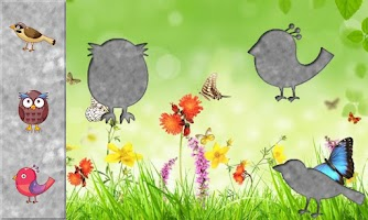 Screenshot of Birds Puzzles for Toddlers !