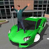 Game Crime race car drivers 3D APK for Windows Phone