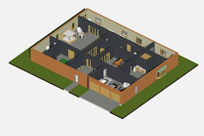 Max's House Project Designed in ArchiCAD
