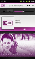 Screenshot of FM2 para Android
