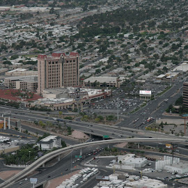 Las Vegas Nv. by Stephen Jones - Landscapes Deserts