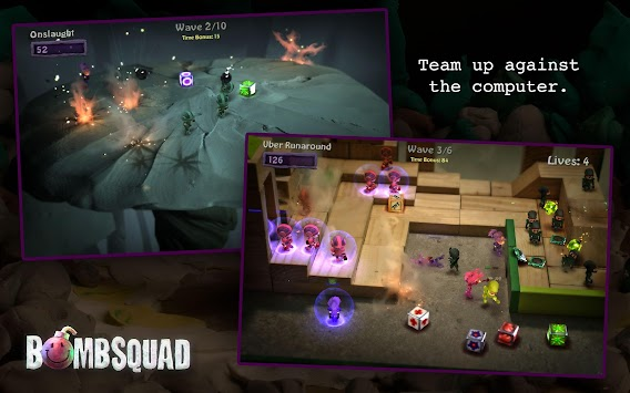 BombSquad APK screenshot thumbnail 3