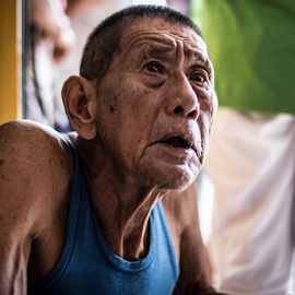 Old Man by Kim Kian . - People Portraits of Men (  )