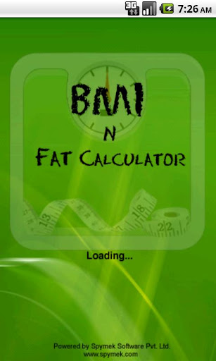 BMI n Fat Calculator