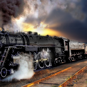 Last Run by Nickel Plate Photographics - Transportation Trains