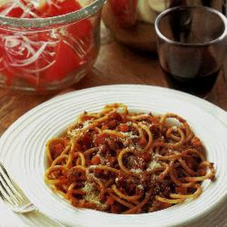 Chicken Spaghetti Bolognese Recipes
