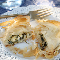 Spanakopita (Greek Spinach and Feta Pies) Recipe