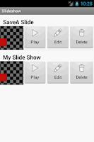 Screenshot of Slide Show