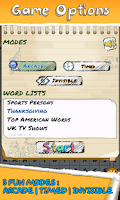 Screenshot of Word Quest (Word Search)