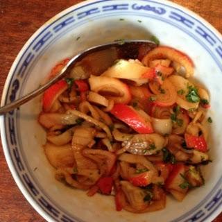 Surimi Recipes