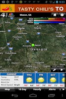 Screenshot of 41FirstAlert