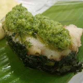 Fish Baked In Banana Leaves Recipes