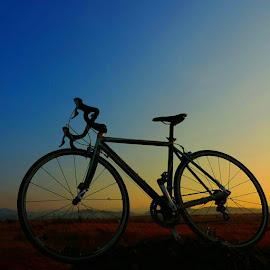 by Dedi Mulyadi Rusnandar - Transportation Bicycles ( instagram, mountain, downhill, silhouette, helios, mystyle, photography, endurance, polygon, beautyofindonesia, roadbike, nature, indonesia, nikon, coolpixp520, westjava, shimano, lenovos920, biocycling, beautifullofindonesia, uphill, lenovo, dedimulyadirusnandar, mtb, garutselatan, bike2graphy, smartphone, mtb_indonesia, rancabuaya )