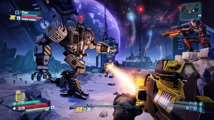 Gearbox boss reckons Borderlands will die if they don't trust other developers with it
