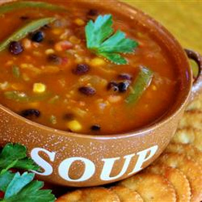 Sola's New Year's Soup