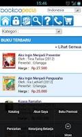 Screenshot of Bookoopedia.com